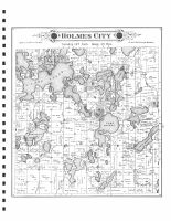 Holmes City, Douglas County 1886